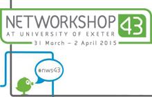 Networkshop 43 logo
