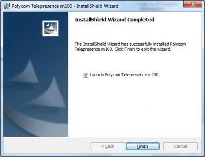 polycom telepresence m100 mac