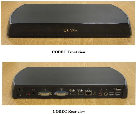Lifesize icon 600 evaluation results main document jisc community - Lifesize video conferencing firewall ports ...